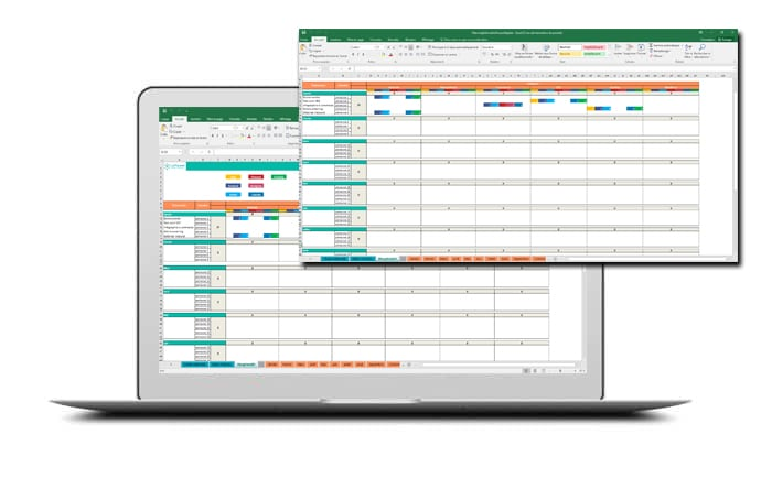Calendrier Editorial Modele.Modele De Planning Editorial A Telecharger Gratuitement