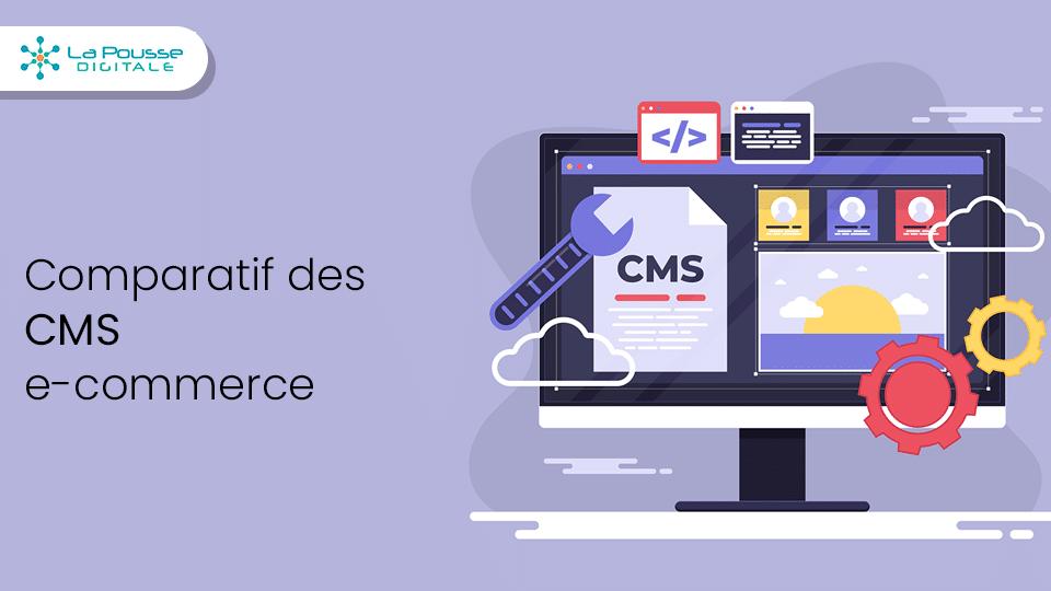 Comparatif des CMS e-commerce : WooCommerce vs Prestashop vs Magento
