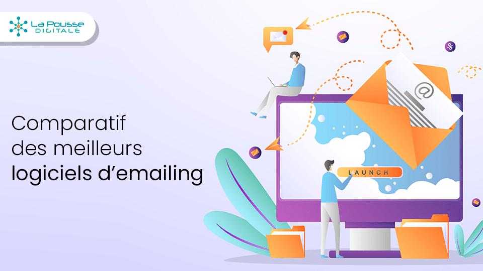 Comparatif des meilleurs logiciels d'emailing
