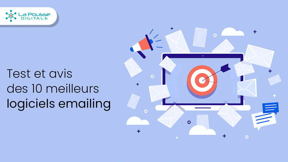 Top 11 des meilleurs logiciels emailing – Test et avis