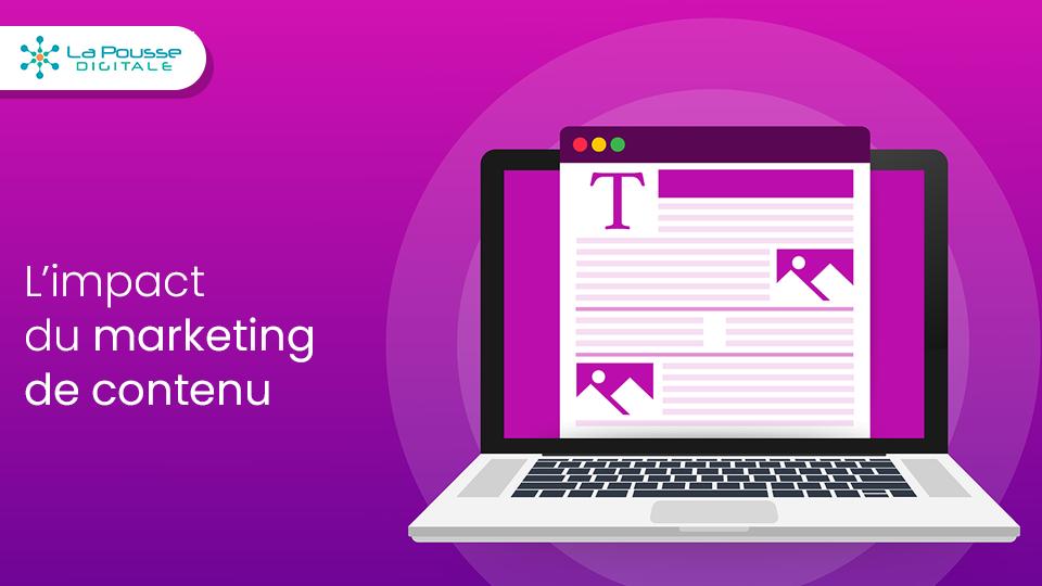 L'impact du marketing de contenu sur le succès de votre e-commerce